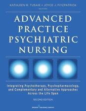 Advanced Practice Psychiatric Nursing, Second Edition: Integrating Psychotherapy