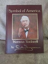 Symbol of America Norman Rockwell by Scott Ingram - 1st Edition #2669  (L 11)