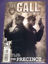 THE CALL OF DUTY: THE PRECINCT 1 September 2002 9.2-9.4 NM-/NM MARVEL COMICS