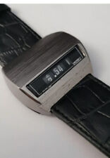 RARE 1970s DERBY SWISSONIC Electric Gents Watch Parts Repairs