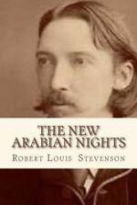 The New Arabian Nights by Stevenson, Robert Louis -Paperback