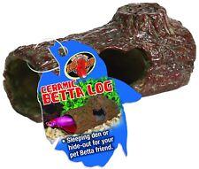Zoo Med Ceramic Betta Log