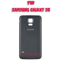 Replacement Back Door Battery Cover Housing For Samsung Galaxy S5 i9600 Black