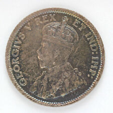 1911 Canada Silver 10 Cent George V Km17 - VF #01274793g