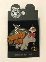 2004 WDW INCREDIBLES OPENING DAY COLLECTION JACK JACK LE 3000 DISNEY PIN 33917
