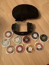 PSP 532 Sound Grip Logic 3 Sound Attachment Portable Speaker System, CDs & Bag