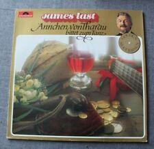 James Last, Annchen Von Tharau bittet zum tanz, LP - 33 tours