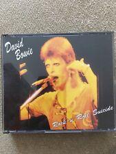 David Bowie Rock 'n' Roll Suicide 2CD fatbox