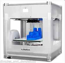 CubeX 3D Printer Frost Cubify NEW Factory Sealed Box Software license Included