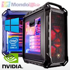 PC EXTREME GAMING Intel i7 9700K - Ram 32 GB - SSD M.2 - HD 3 TB - RTX 2080Ti