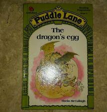Ladybird Puddle Lane The Dragon's Egg 1985