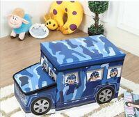 Toy Bin Toy Box Storage Chest Bin Kids Playroom Organizer Child Furniture