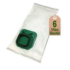 6 Stk Staubsaugerbeutel Filtertüten geeignet für Vorwerk Kobold 150 mit EB 370