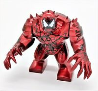Spider-man Venom Carnage Marvel Comics Block Figures!