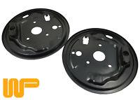 Classic Mini Rear Pair Of Brake Back Plates 21A1058 / 21A1060