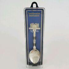 Vintage White House Washington Dc Silver Plated Souvenir Collector Spoon