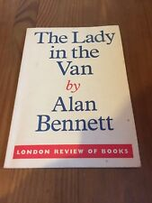 Alan Bennett 'The Lady In The Van' London Review Of Books 1990 As Seen In Film