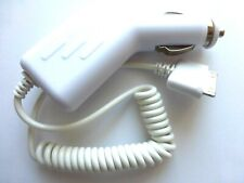NEW 30 pin Car Charger for Apple iPhone 4 4S 3GS 3G and older 30 pin ipods