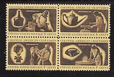 U.S. SC# 1456-59 AMER. BICENTENNIAL  Blk.of 4 MNH