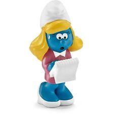 Figurines et statues jouets en emballage d'origine ouvert avec schtroumpf BD
