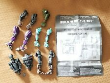 Real Steel Build N Battle ATOM Set Rare HTF Jakks Pacific PARTS ONLY
