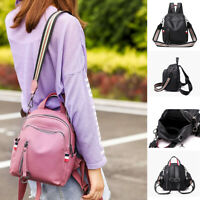 Women MINI Backpack Designer Rucksack Ladies Fashion Shoulder Bags PU Leather