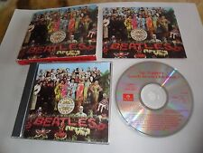 The BEATLES - Sgt. Pepper's Lonely Hearts Club Band (CD) UK Pressing