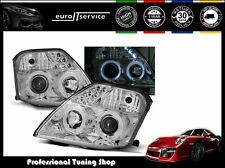 FARI ANTERIORI HEADLIGHTS LPCI07 CITROEN C2 2003- 2007 2008 2009 2010 ANGEL EYES