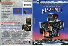 Original Pleasantville Sleeve - Coverart only - No Disc - Not A Copy