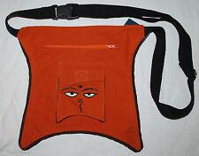 New Fair Trade Bum Bag Pouch Belt - Hippy Ethnic Ethical Nepal Boho Psy Buddha