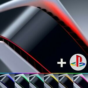 Playstation 5 LED Aufkleber / PS5 LED Lightbar / Playstation LED Sticker Skin