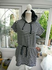 Quba & Co ladies  cotton dress/tunic Ideal for cover up by the pool/beach 8