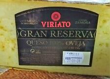 "Spanischer Schafskäse ""Gran Reserva"" 12 Monate gereift ca. 1400 gr."