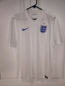 Nike Men's England National Football Soccer Team Shirt L