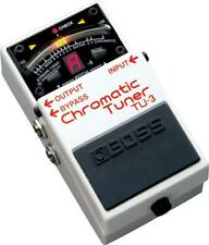 BOSS TU-3 Chromatic Tuner Guitar Effects Pedal New in Box