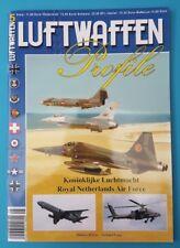 Luftwaffen Profile Nr.5 Royal Netherlands Air Force   ungelesen 1A abs. TOP