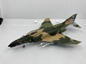 1/48 F-4 Phantom Die Cast Metal Model Aircraft by Armour Collection Art.8002