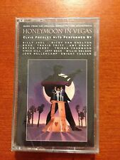 Honeymoon In Vegas-Music From Original Soundtrack-Cassette-*Sealed*-Epic