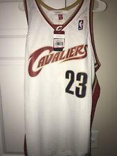 Cleveland Cavaliers Mitchell & Ness Lebron James Swingman Jersey XXL NWT $130