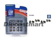 Greenlight 1:64 General Motors Wheel & Tire Pack Hobby Exclusive 13167 Accessory