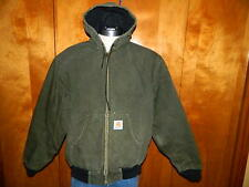 CARHARTT J03 (SizeXL) THERMAL LINED INSULATED JACKET with Hood Mens