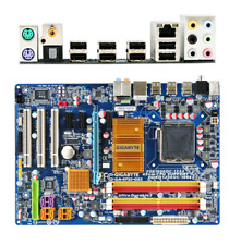 Gigabyte ga-ep35-ds3 (Rev. 2.1), 775, Intel p35, fsb 1600, ddr2 1200, RAID, superfide