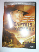 Captain Apache DVD classic western movie Lee Van Cleef Cinema Deluxe NEW!