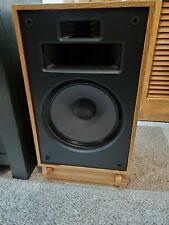 Custom Made Ash Speaker Stands for Klipsch Cornwalls