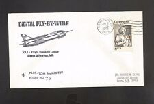 DIGITAL FLY BY WIRE FLIGHT NO 25 TOM MCMURTRY JUN 7,1973 EDWARDS AFB, CA