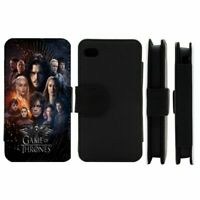 Game Of Thrones - iPhone / Samsung Galaxy Flip Wallet Phone Case
