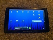 Archos Internet Tablet 101 16GB, Wi-Fi, 10.1in - Black - Excellent Used Cond.