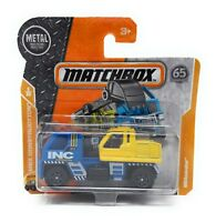 Matchbox MBX Superfast 2018 No 33 MBXcavator short blister card