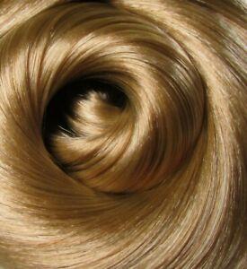 ALLSPICE Ginger Blonde Saran Doll Hair for Custom Reroots