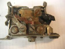 Bosch Regler 6 Volt Original BOSCH Lichtmaschinen Regler  7V / 19A    ZAA